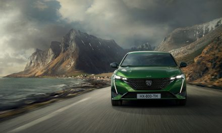 STUNNING NEW 308 – The New Face of PEUGEOT.