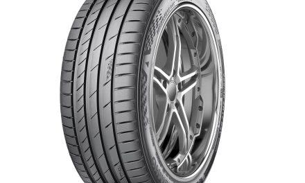 Kumho high-performance tyres shine in top German tests.