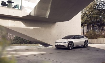 Kia reveals new design philosophy  and full images of EV6.
