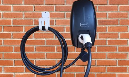 iAccess Limited Release new smart EV home Charger.