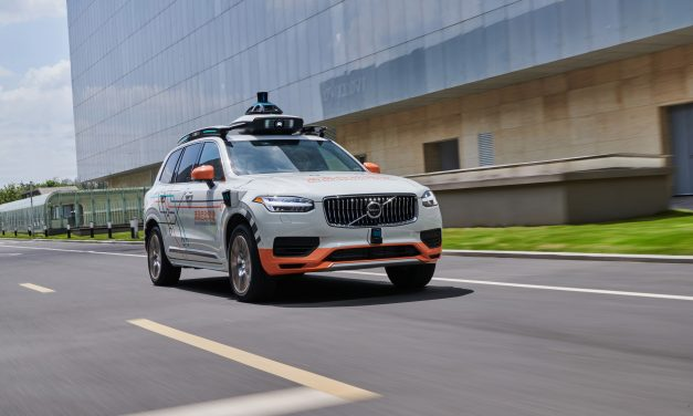 Volvo Cars teams up with world's leading mobility technology platform DiDi for self-driving test fleet.