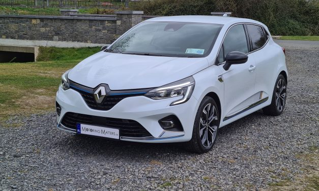 All-New Renault Clio E-TECH Hybrid – A Powerful & Purposeful Supermini.