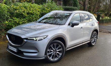 NEW MAZDA CX-5 – FULL REVIEW COMING SOON.