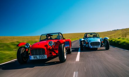 New ownership for Caterham Cars.