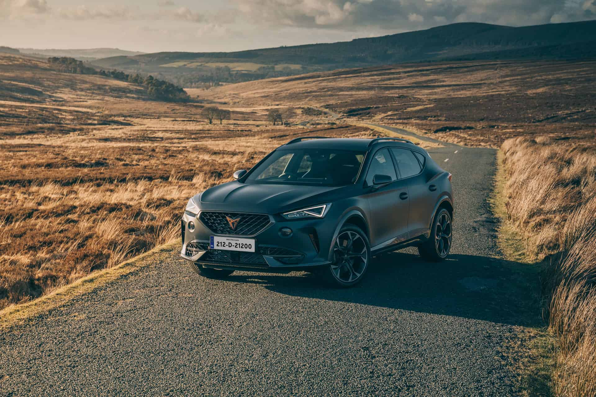 CUPRA announces 212 exclusive offers including 2.9% finance across full range.