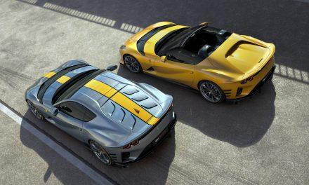 812 Competizione and 812 Competizione A: two interpretations of Ferrari's racing soul.