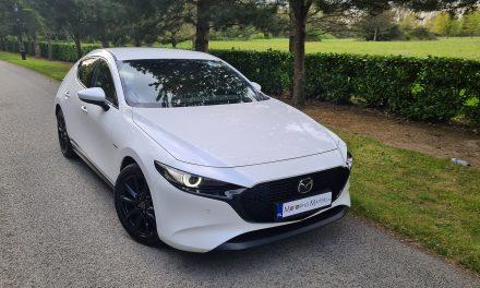 Mazda3 Celebrates In Style.