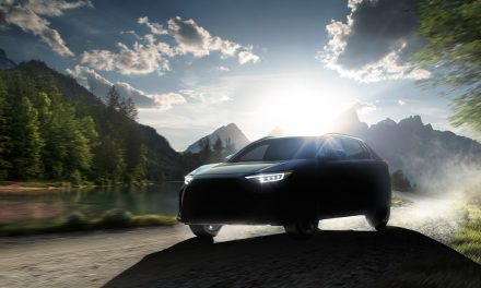 "SUBARU Names New All-Electric SUV ""SOLTERRA""."