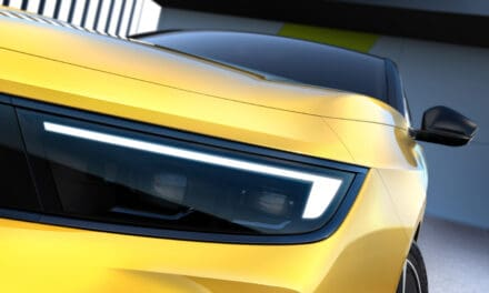 Opel Gives First Glimpse of Future Astra.