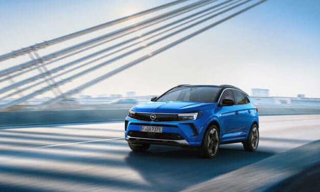 New Opel Grandland Presents Bold Design, Digital Cockpit and High-Tech Features.