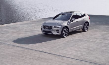The Smarter VOLVO XC60 – Now Available.