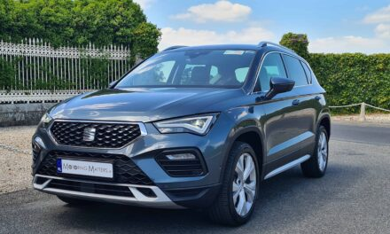 New SEAT Ateca – 'Xperience' it for yourself.