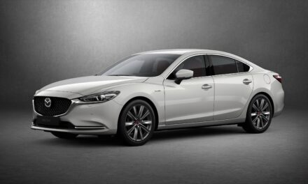 Mazda 6 '100th Anniversary Edition' – Full Review Coming Soon.