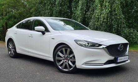 Mazda 6 '100th Anniversary Edition' – A Limited Edition, With Unlimited Thrills.