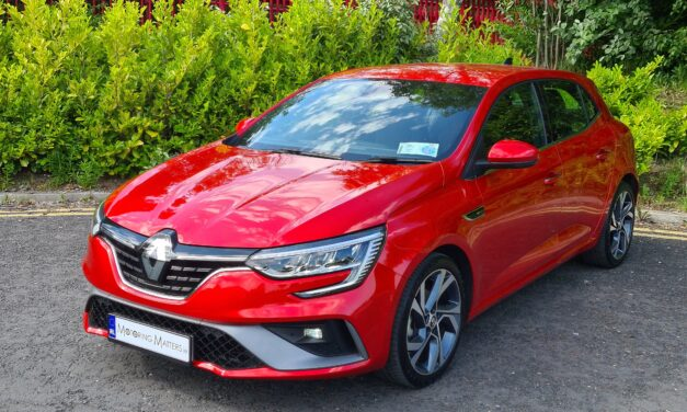Revised Renault Megane – A Firm Family Favourite.
