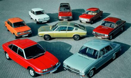 """A Slogan With History – Audi Marks 50 Years of """"Vorsprung Durch Technik""""."""