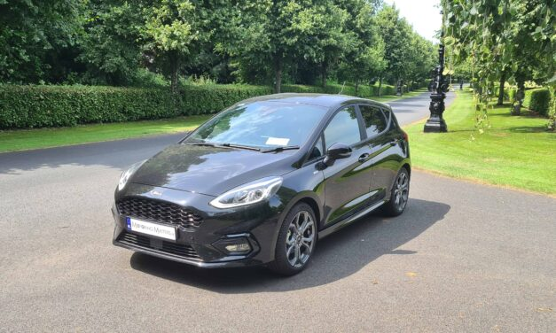 Fab Ford Fiesta ST Line – Full Review Coming Soon.