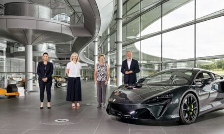 McLaren Automotive and Plan International partner to empower and inspire children around the world to fulfil their potential.