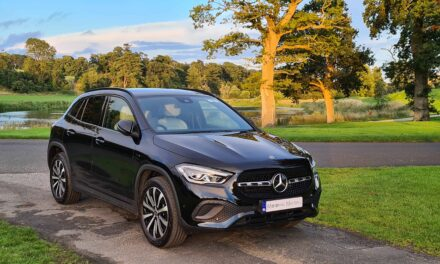 New Mercedes-Benz GLA 250e Plug-In Hybrid Adds Electric Magic To The Mix.