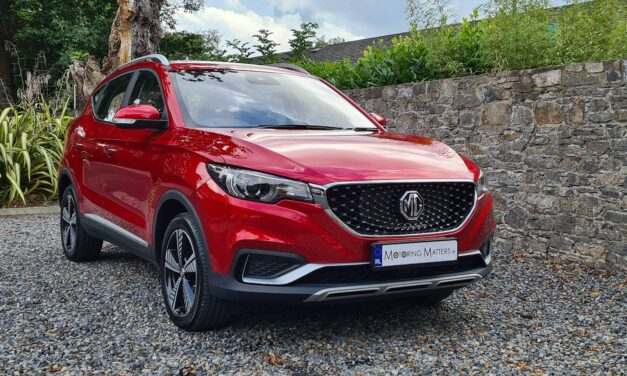 New MG ZS EV (Fully-Electric SUV) – Built for a New Generation.