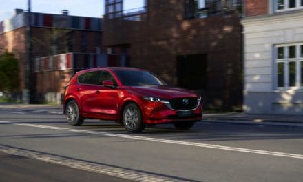 2022 Mazda CX-5 offers greater refinement and a new grade structure.