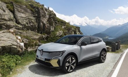 All-New Renault Mégane E-Tech Electric Due To BE Revealed This Morning In Munich (September 6th 2021)