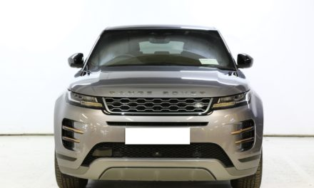 New Range Rover Evoque P300e PHEV – Road Test Review by Brian Fahey.