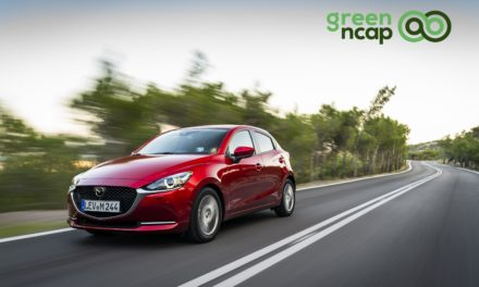 Green NCAP: Mazda2 shines in real-world fuel efficiency.